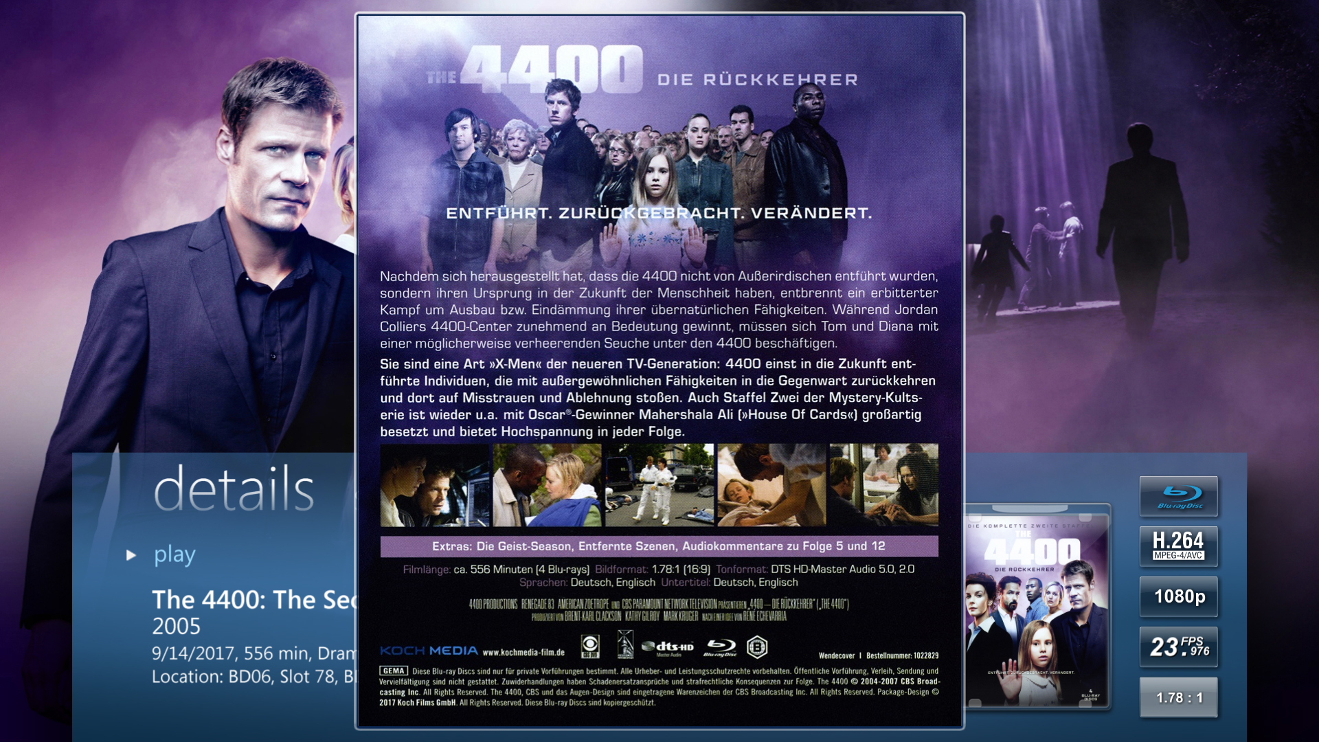The 4400 - Page 2 - Blu-ray Forum